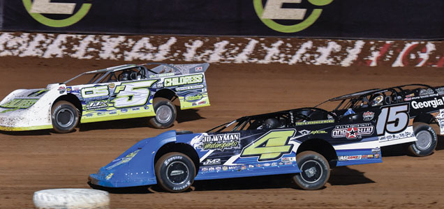 Lucas Oil Late Model Dirt Series